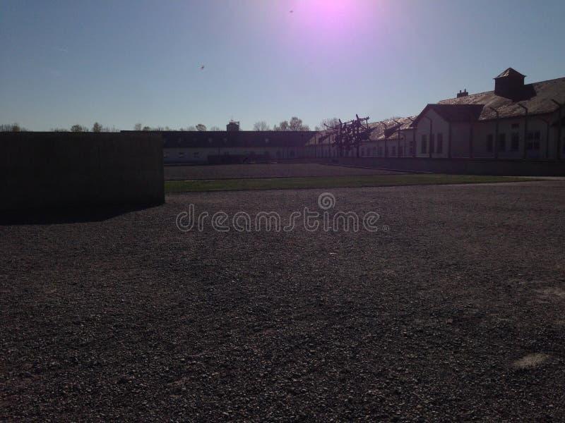 Dachau stock photography