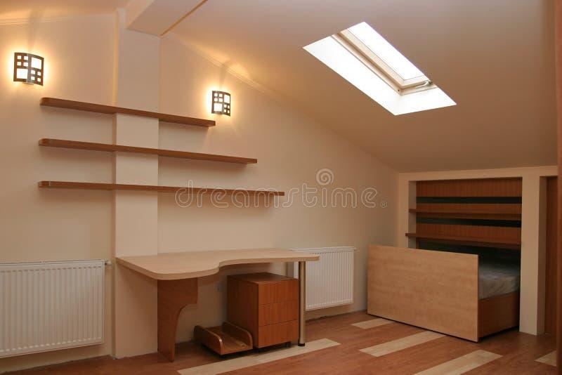 Dachboden stockfotografie