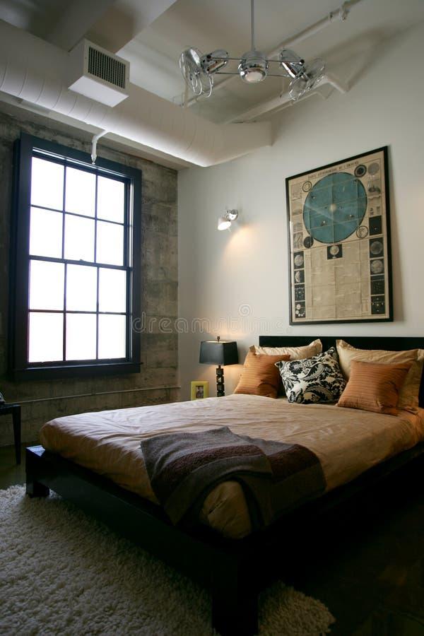 Dachboden-Eigentumswohnung stockbilder