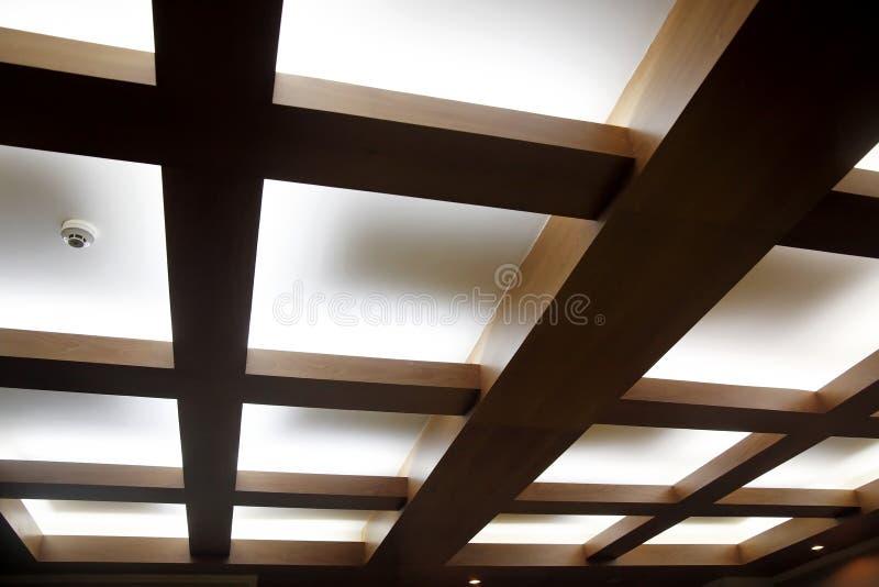Dachdekoration stockbild