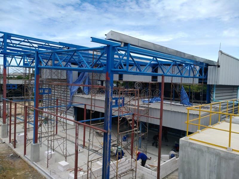 Dachowa struktura zdjęcie stock