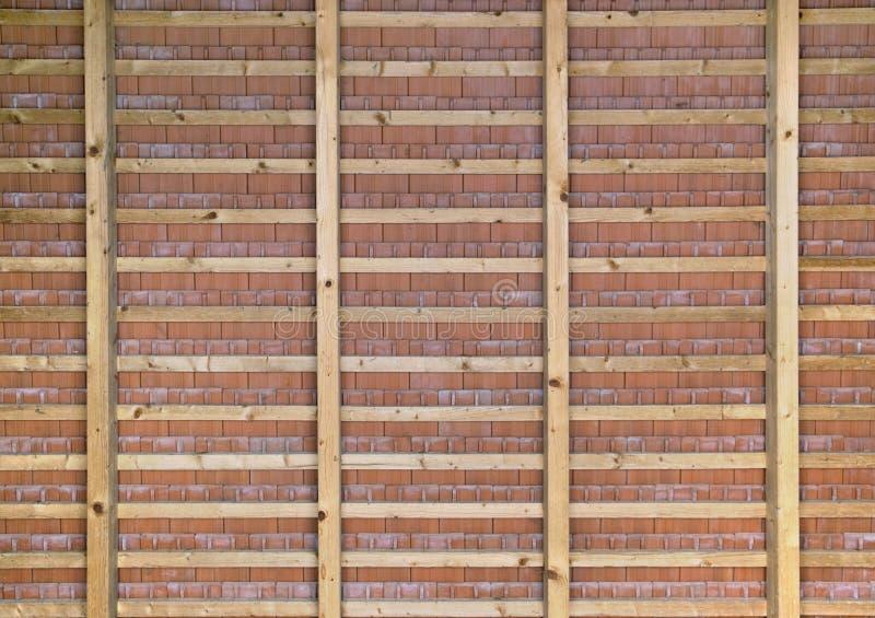 Dachowe płytki fotografia stock