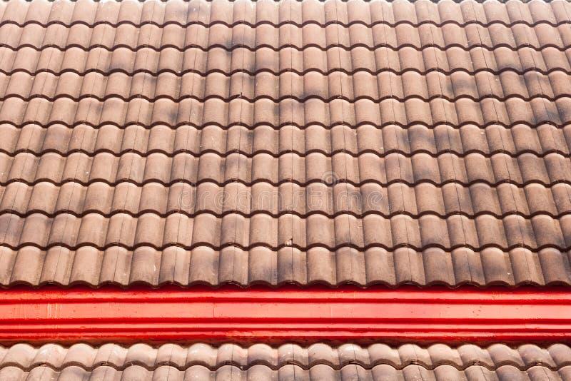 Dachplattehintergrund lizenzfreies stockbild
