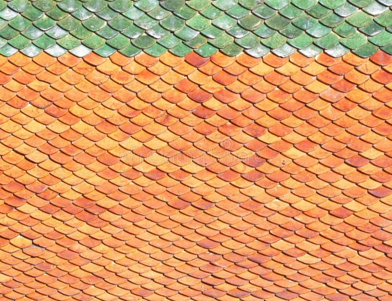 Dachplattehintergrundfliesen lizenzfreie stockfotografie
