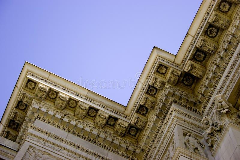 Download Dachspitze stockbild. Bild von gebäude, historisch, auslegung - 39209