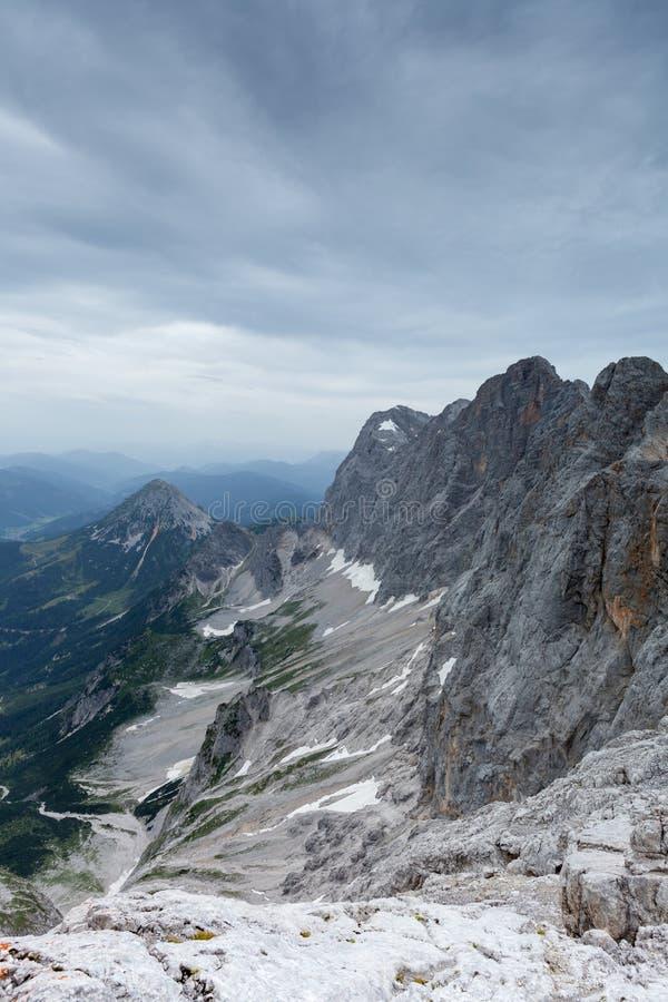 Download Dachstein Glacier stock image. Image of sky, peak, scene - 33162995