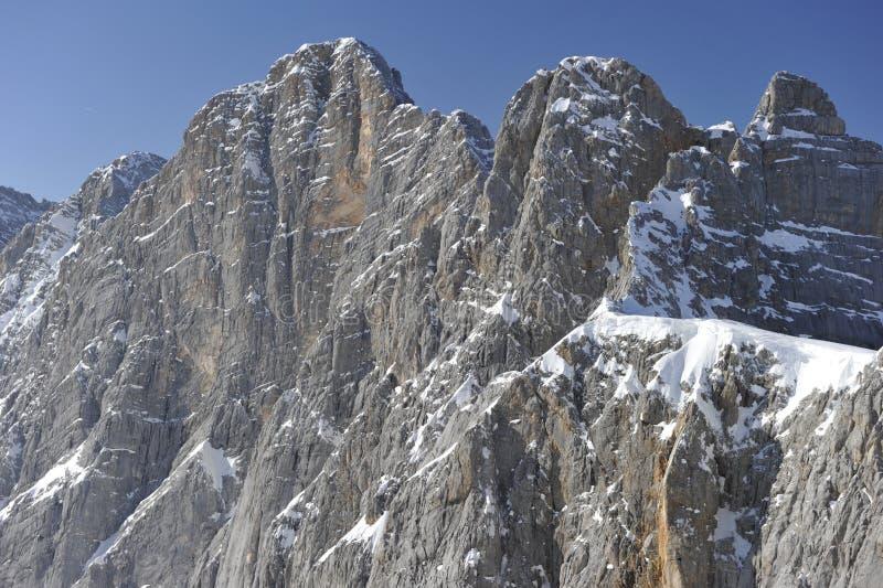 Dachstein Mountain stock photo