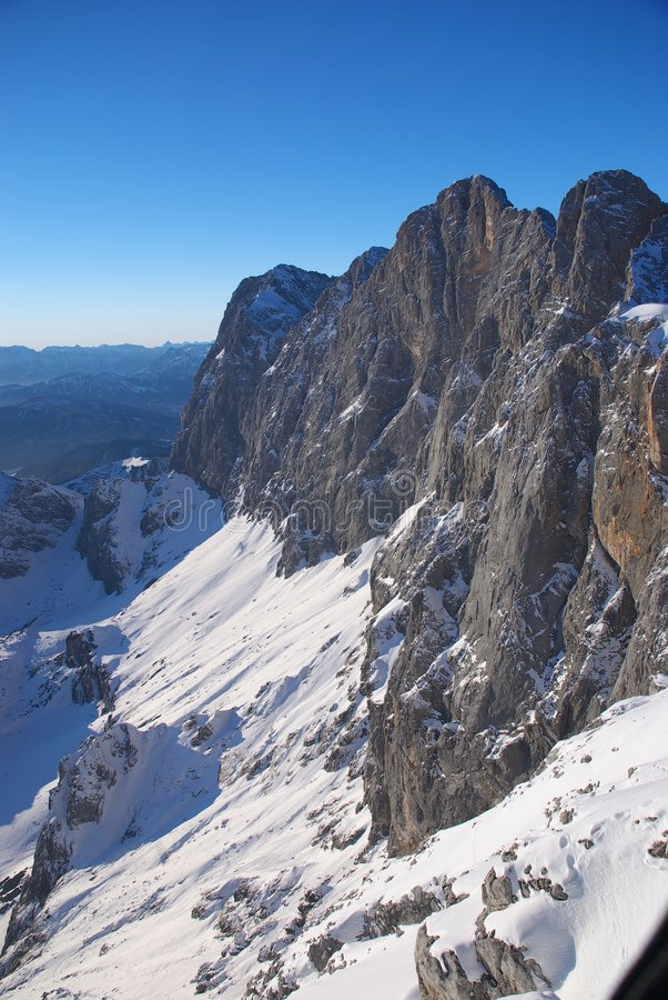 Dachstein mountain 3 stock photos