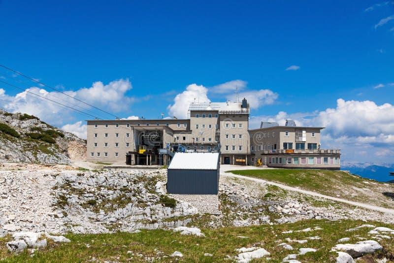Dachstein Summit Station royalty free stock image
