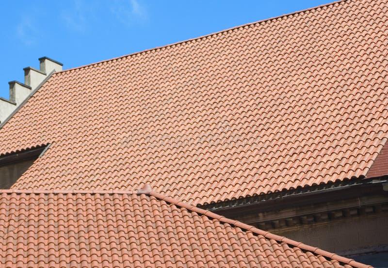 dachy zdjęcie royalty free