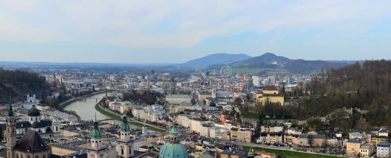 Dachy antyczny Europejski miasto Wiedeń - kapitał o obraz stock