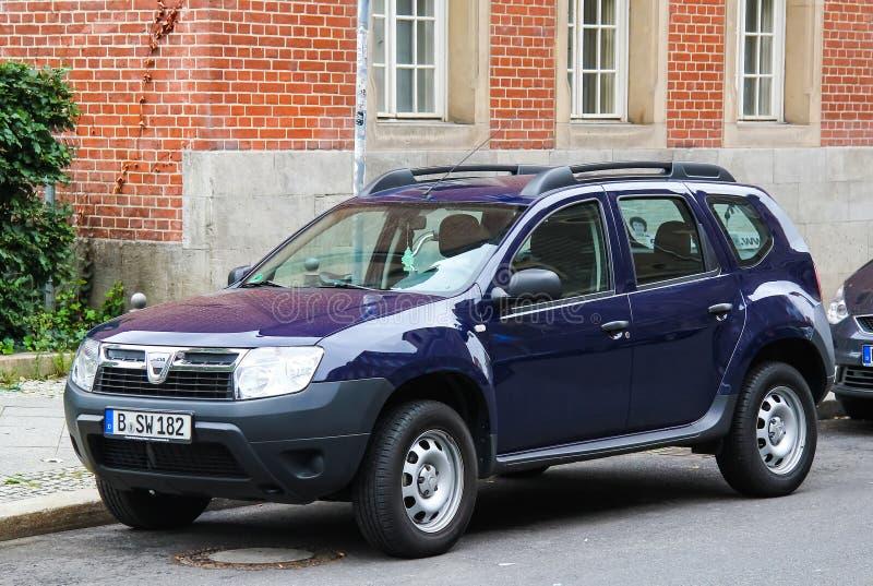 Dacia Duster obrazy stock