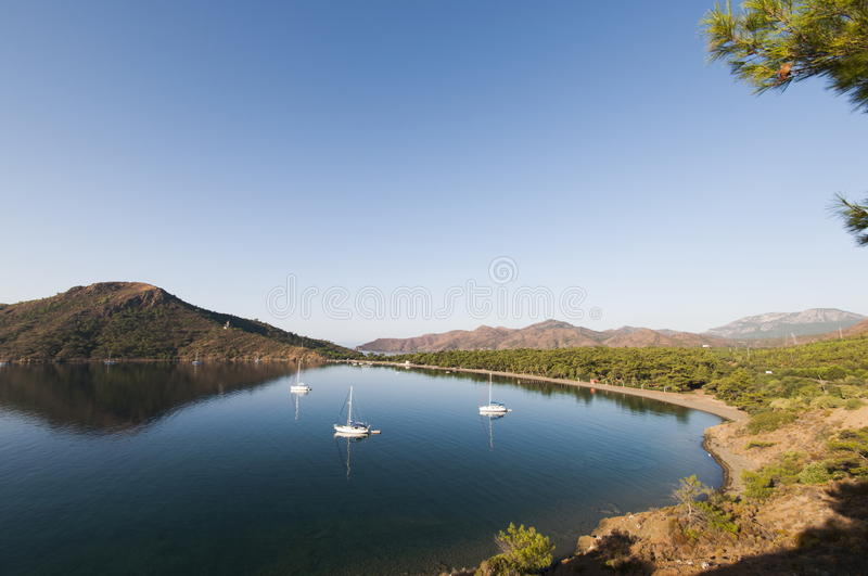 Download Dacta bay stock image. Image of scenic, shoreline, tranquility - 27219697