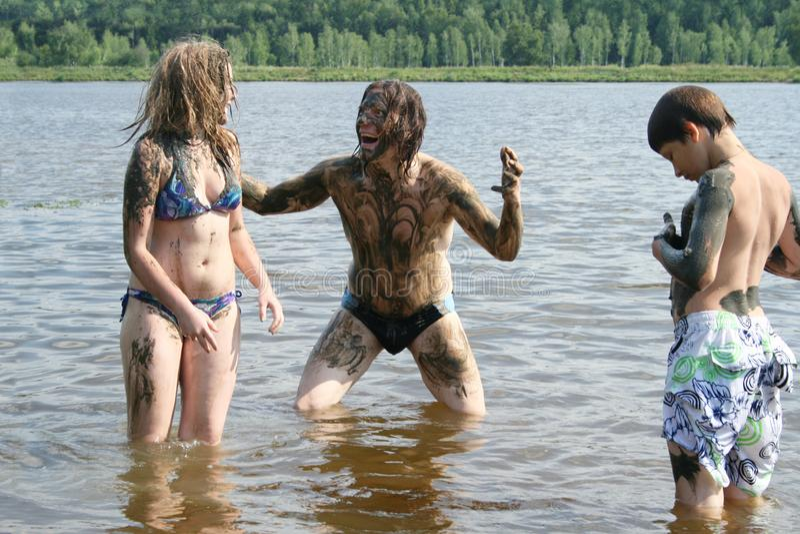 russian nudists