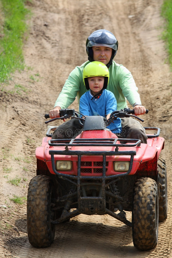 Download Dad with son stock photo. Image of action, learning, excitement - 5934442