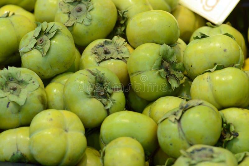 Dadelpruimfruit royalty-vrije stock afbeelding