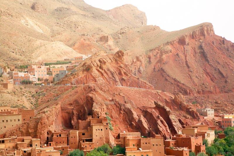 Download Dades Valley stock image. Image of kasbah, desert, force - 8509715