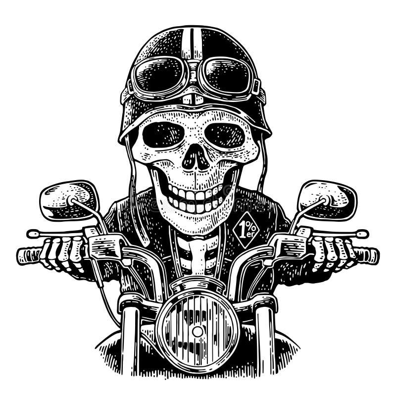 Dag av d?daen, Diameter de los Muertos Skelettet i de mexicanska nationella dr?kterna dansar och spelar trumpeten vektor illustrationer