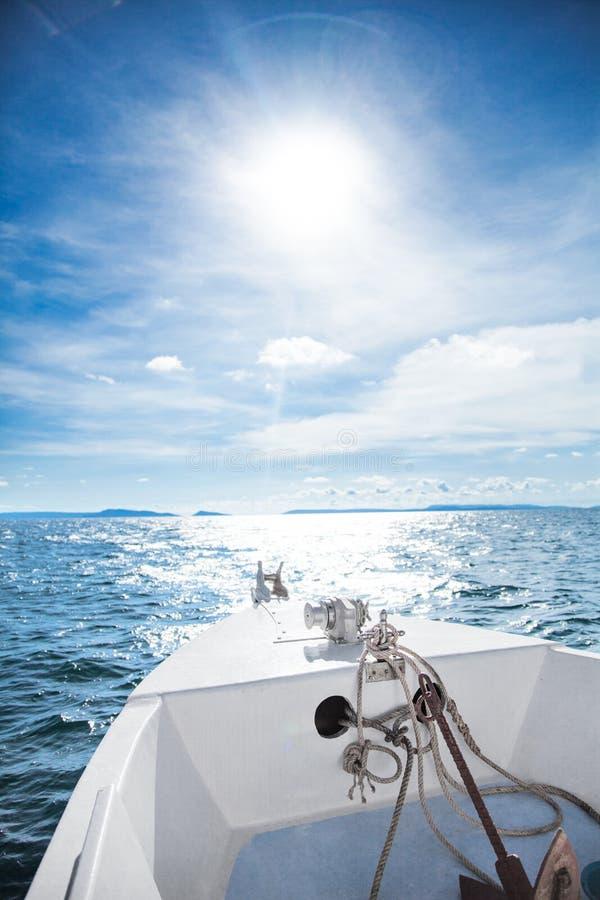 Dag på vattnet arkivfoton
