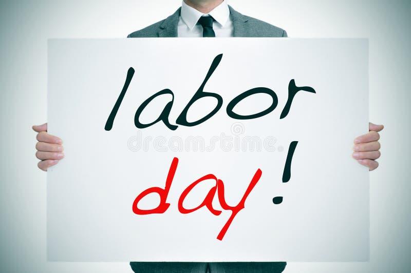 Dag van de Arbeid stock afbeeldingen