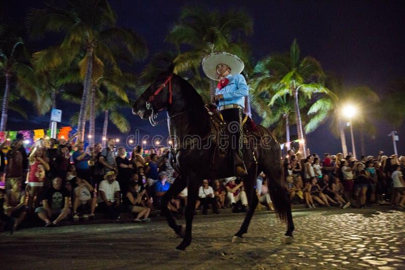 Dag van de Dode Parade royalty-vrije stock fotografie