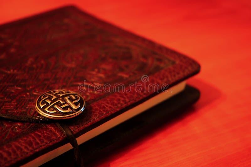Dagboek royalty-vrije stock afbeelding