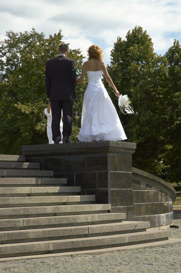 Download Dagbröllop arkivfoto. Bild av begreppsmässigt, matrimony - 517494