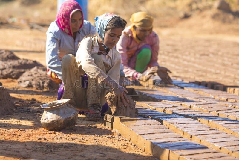 Dagelijkse loonarbeider stock fotografie
