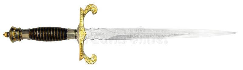 Dagger Fantasy Adventure foto de archivo