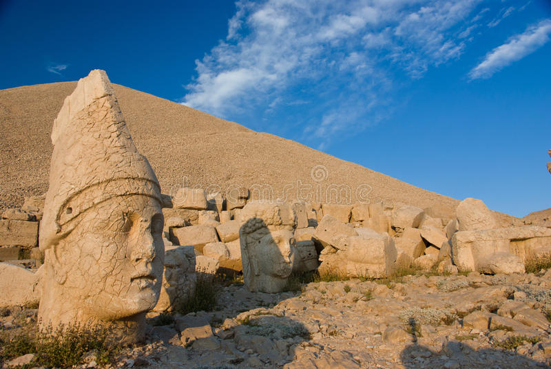 Dagi de Nemrut photo stock