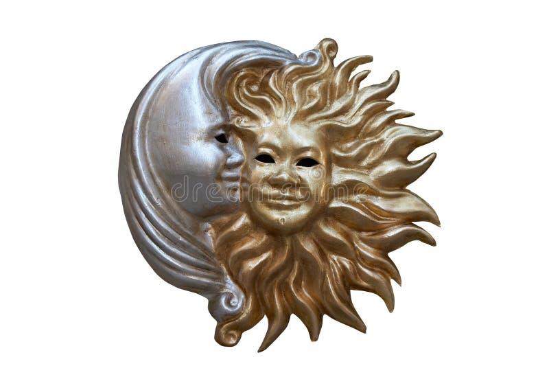dagmaskeringsnatt royaltyfri bild