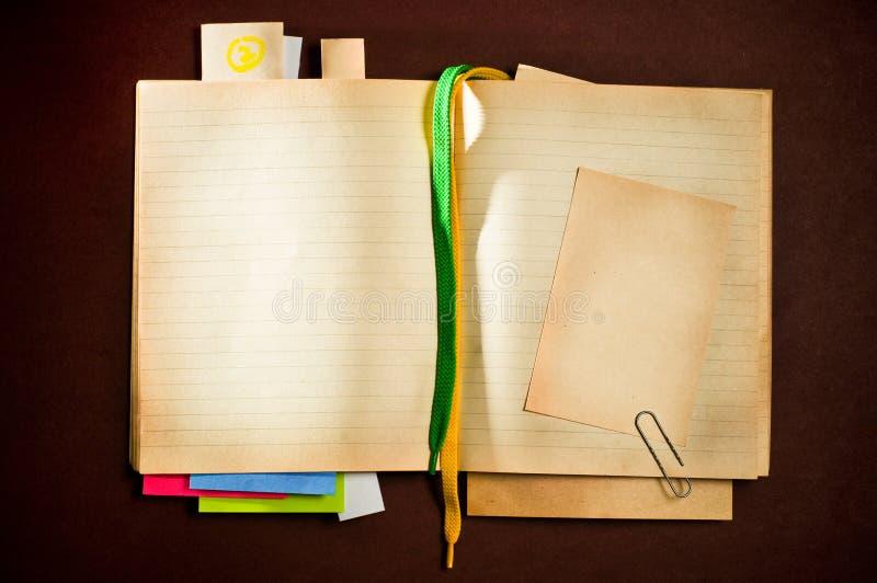 dagordningaffär arkivfoto