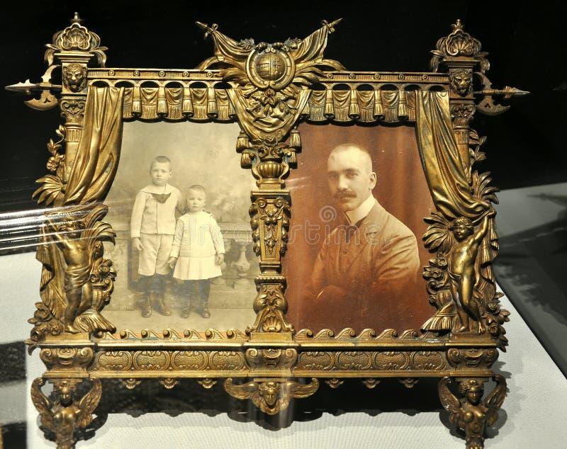 Daguerreotype stock afbeeldingen