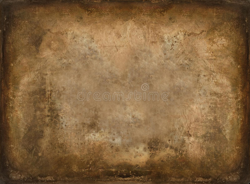 Daguerrotype vintage background. A vintage texture for use as background