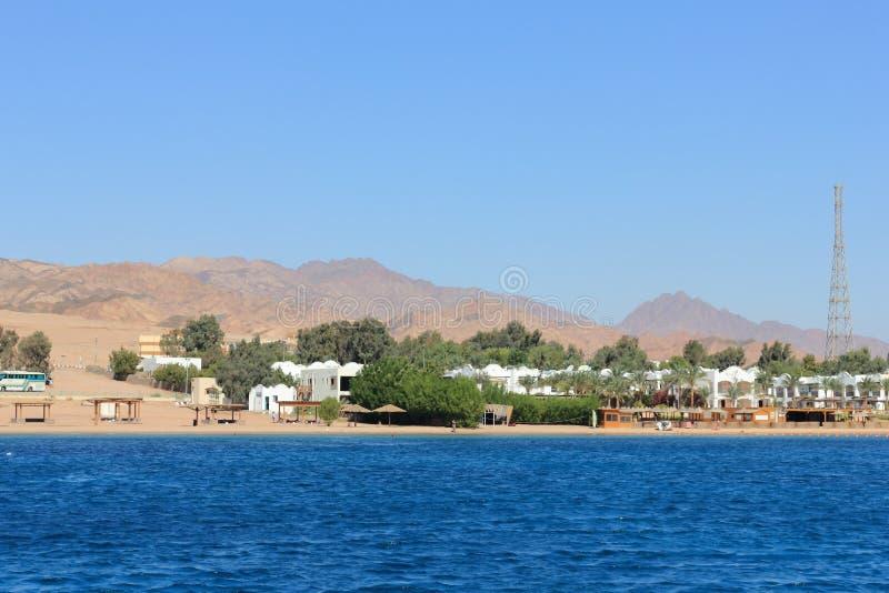 Dahab Египет стоковое изображение rf