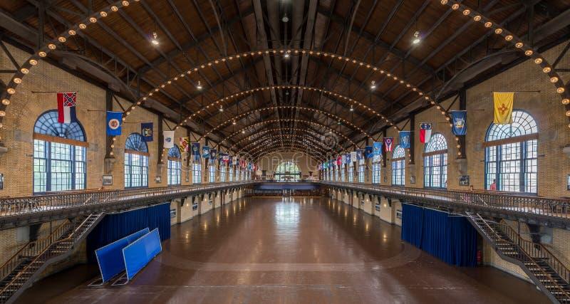 Dahlgren Hall photographie stock