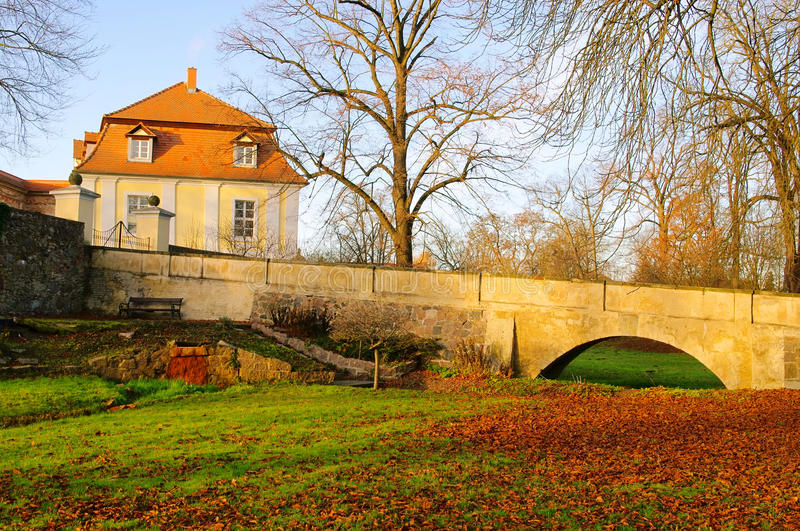 Download Dahme palace stock image. Image of building, palace, wall - 23232599