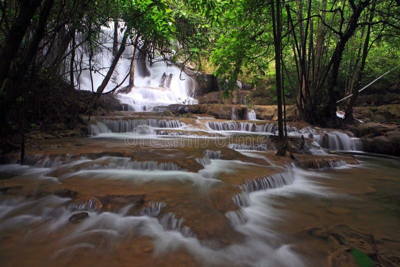 Dai Chong Thong Waterfall imagen de archivo libre de regalías