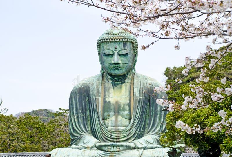 Daibutsu Japão imagem de stock royalty free