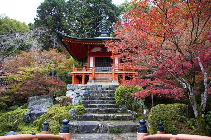 Daigo Ji, Kyoto, Japan lizenzfreie stockfotos