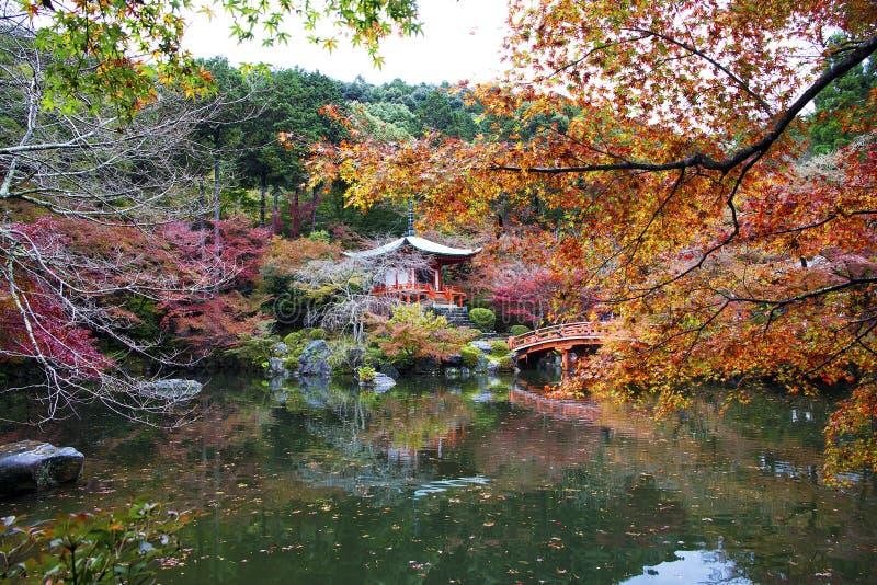 Daigo Ji, Kyoto, Japon photographie stock