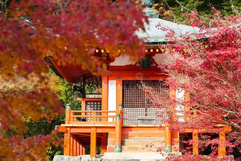 Daigoji świątynia obraz royalty free