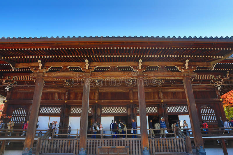 Daigojitempel Japan royalty-vrije stock foto
