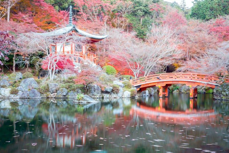 Daigojitempel Kyoto Japan royalty-vrije stock fotografie