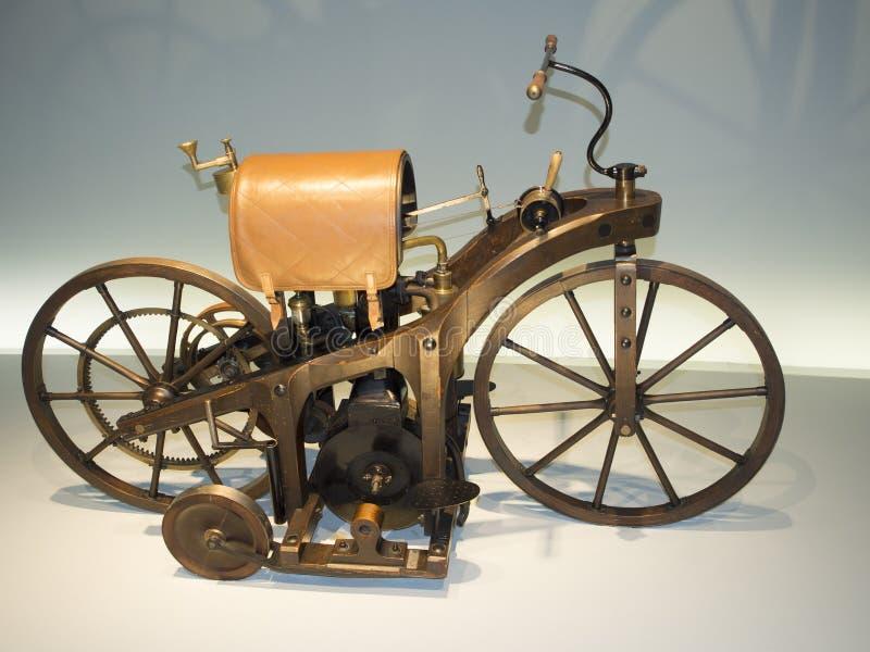 Daimler Reitwagen стоковое фото rf