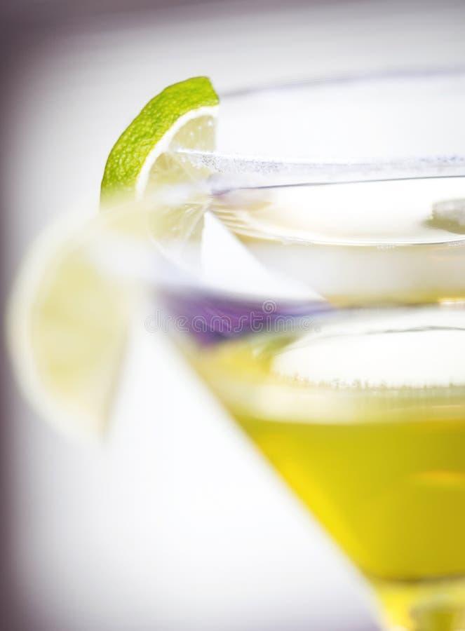 Daiquirí del cóctel del alcohol fotos de archivo libres de regalías