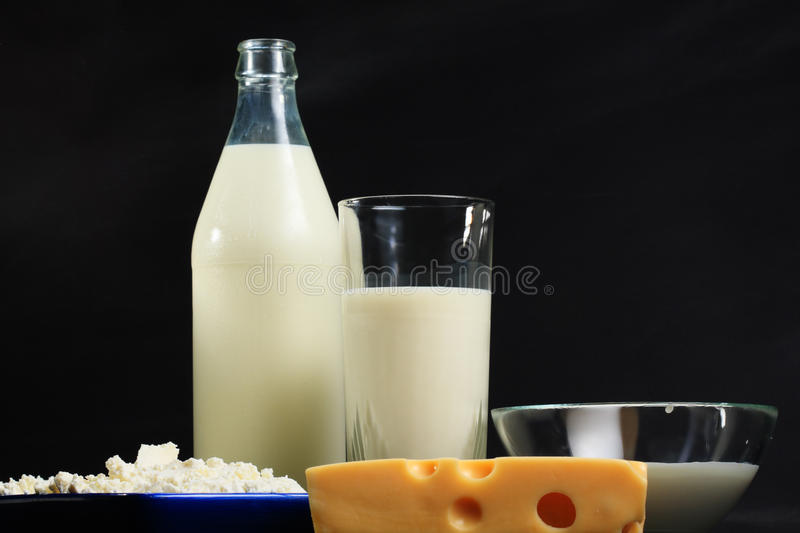 Dairy royalty free stock photography