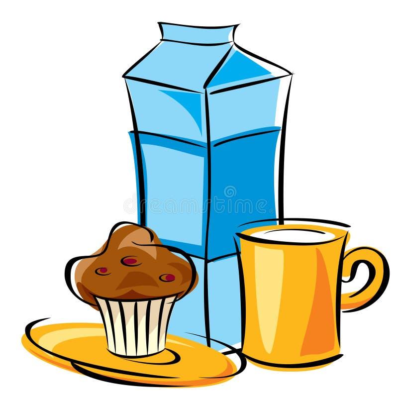 Dairy Breakfast Stock Image