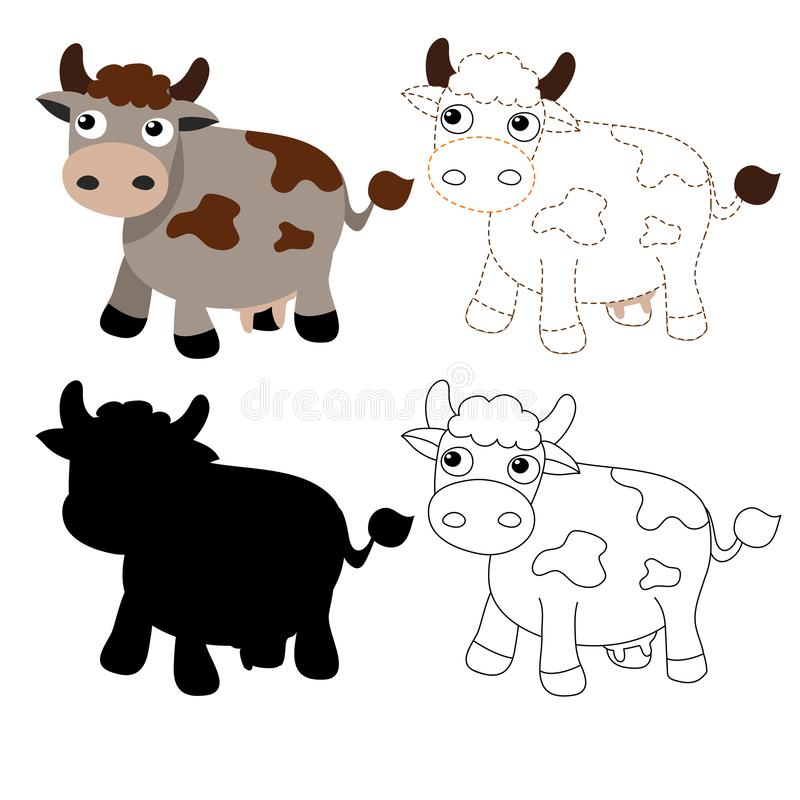 Dairy Cow Stock Illustrations 13 755 Dairy Cow Stock