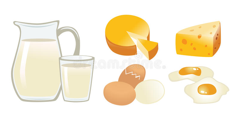Download Dairy Products Royalty Free Stock Images - Image: 10349229